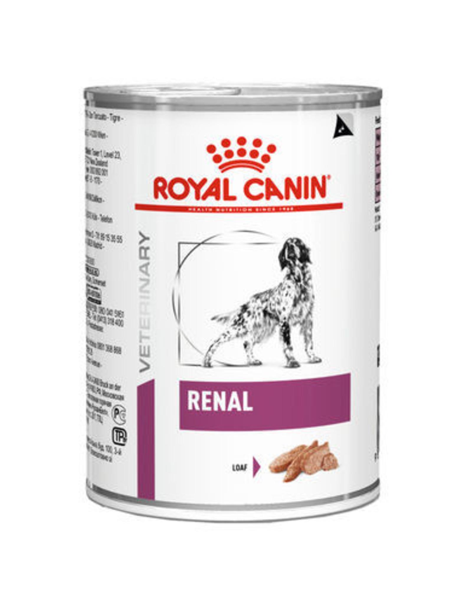 Royal Canin Royal Canin Vdiet Renal Hond 12x410g