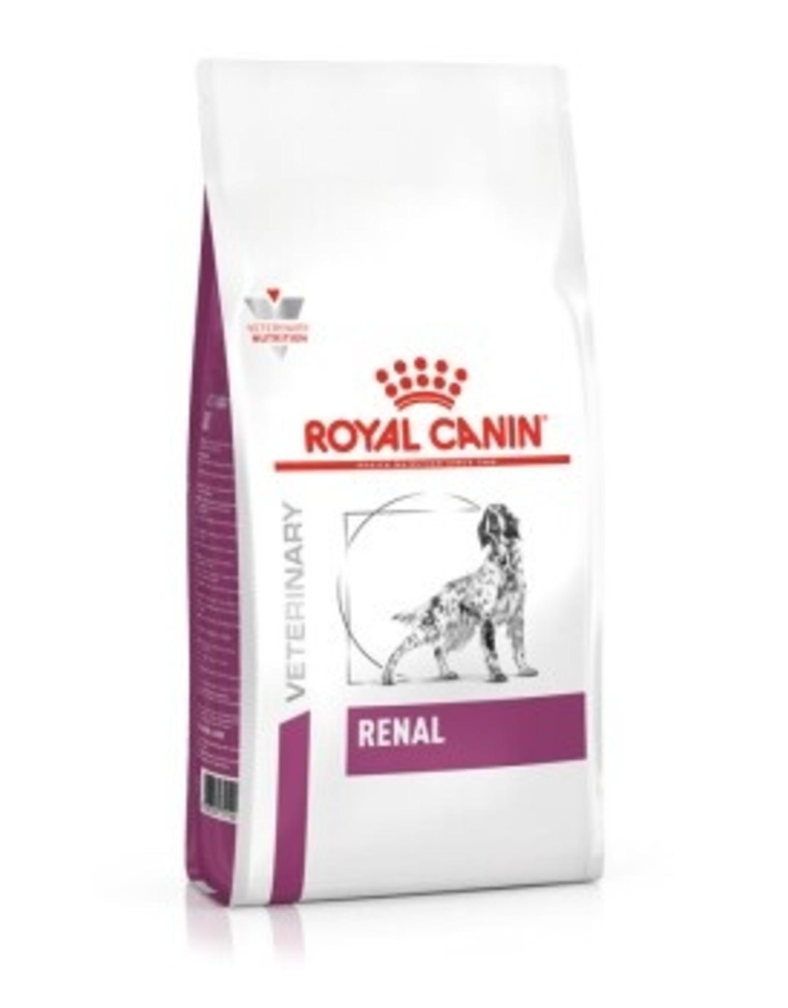 Royal Canin Royal Canin Vdiet Renal Hond 7kg