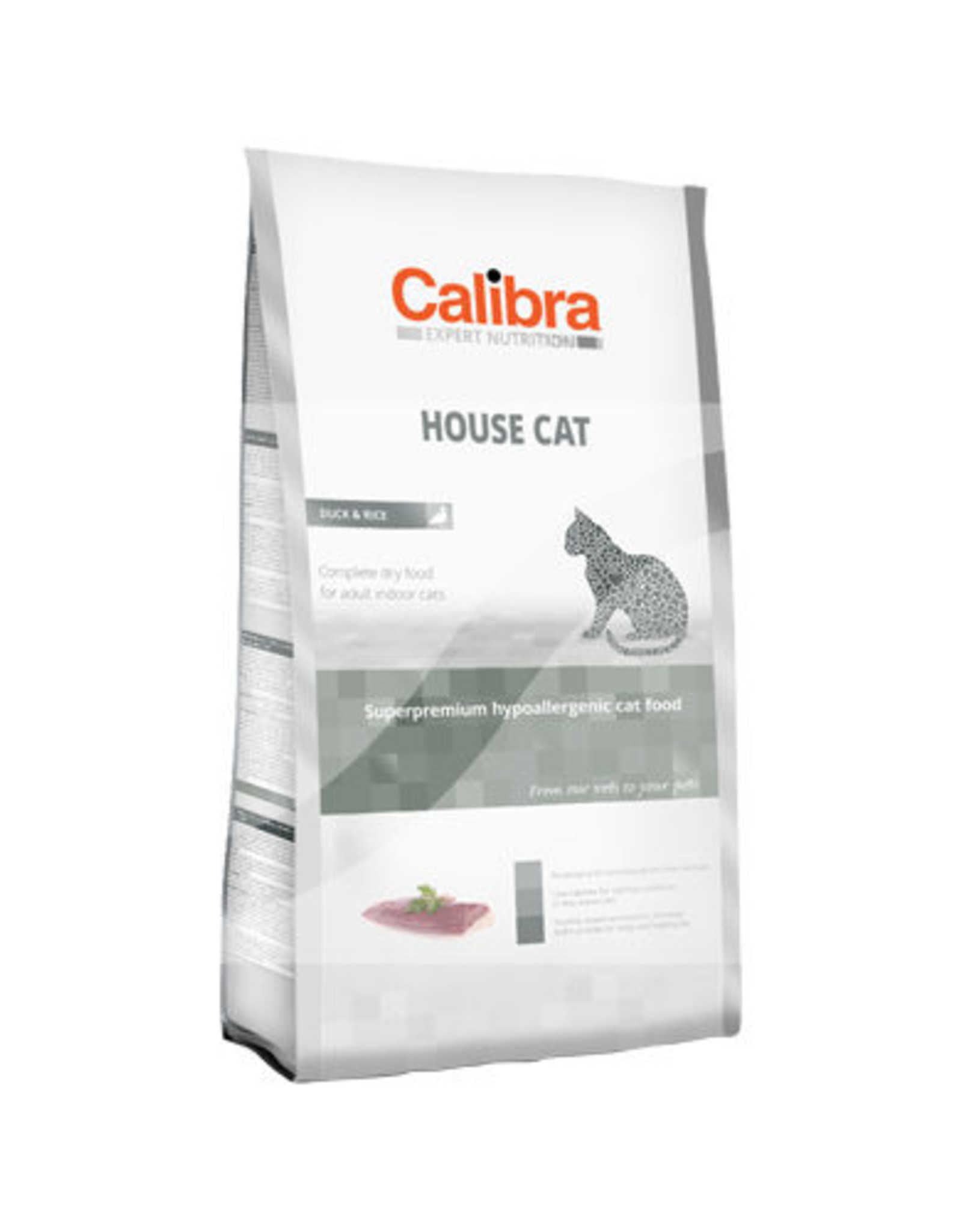 Calibra CALIBRA EN FELINE HOUSECAT DUCK/CHK  2KG