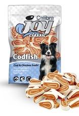 Calibra CALIBRA JOY CANINE CLASSIC SUSHI CHICKEN/COD 80G