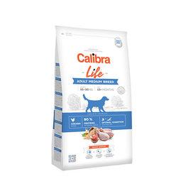 Calibra CALIBRA LIFE CANINE ADULT MEDIUM BREED CHICKEN  2,5KG