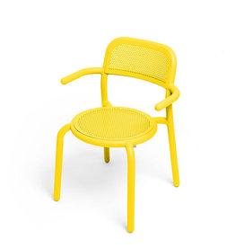 Fatboy Fatboy Toní Armchair stoel met armrust Lemon