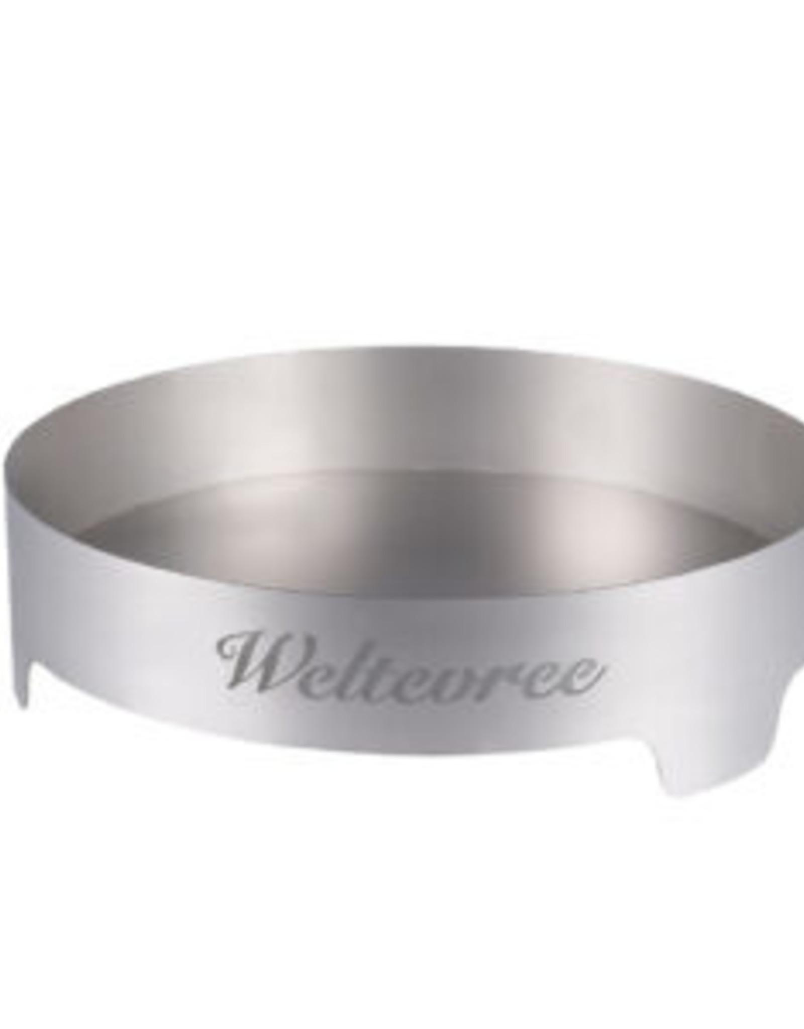 Weltevree Weltevree Asbak voor Dutchtub Original / Wood - zilver