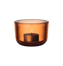 Iittala Iittala Valkea Waxinelichthouder /  Sfeerlicht 60mm Sevilla Orange