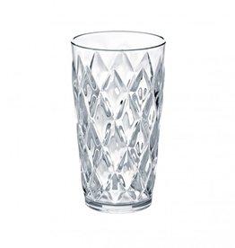 Koziol Koziol - Crystal L - Drinkglas - 450ml - transparant helder - set van 5