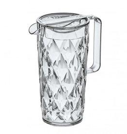 Koziol Koziol Crystal Karaf - 1,6l  - transparant helder
