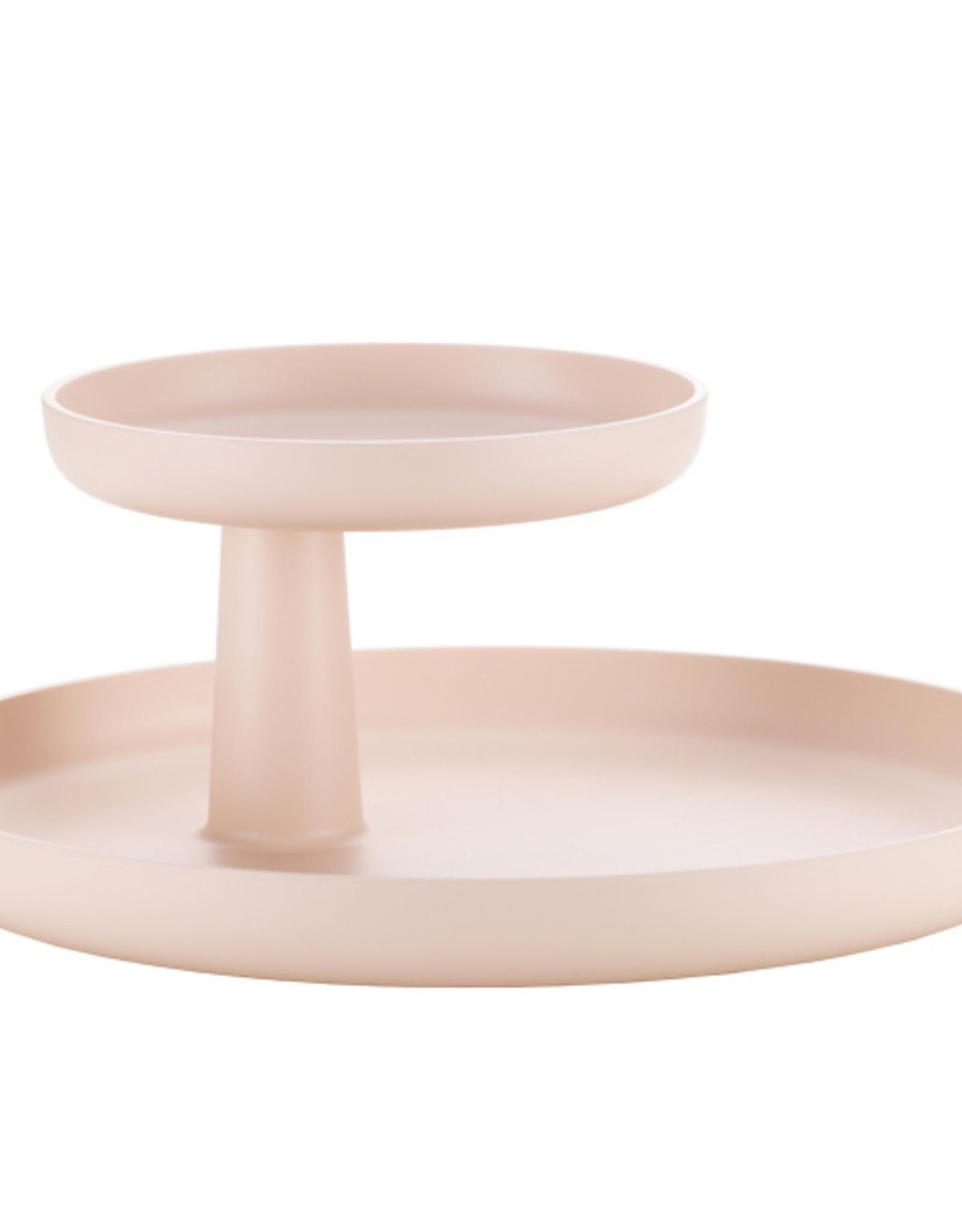 Vitra Vitra Rotary Tray / Decoratie Schaal Roze