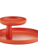 Vitra Vitra Rotary Tray / Decoratie Schaal 'Poppy' Rood