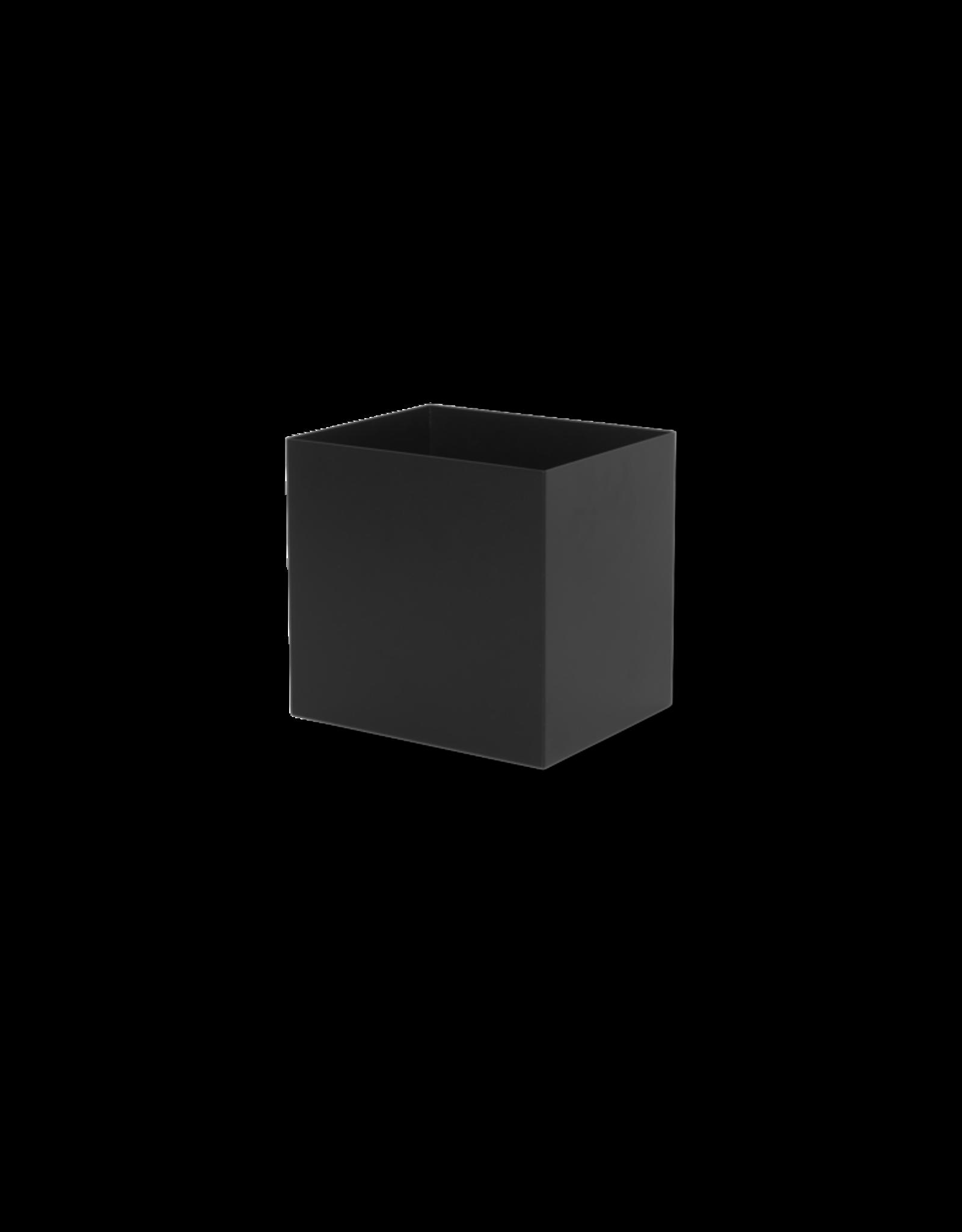 Ferm Living Ferm Living Plant Box Pot zwart