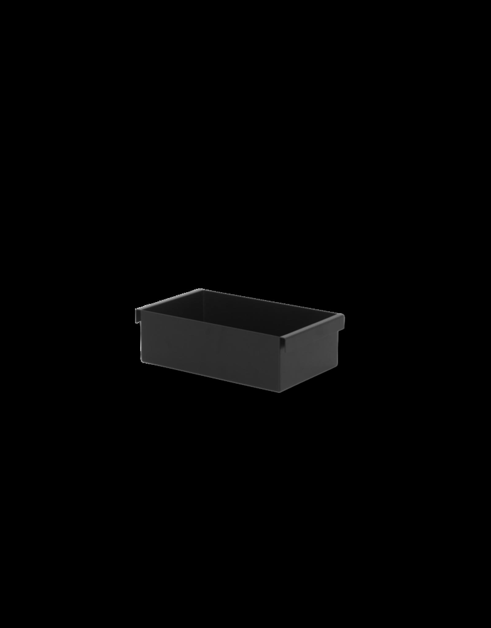 Ferm Living Ferm Living Plant Box Container zwart