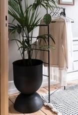 Ferm Living Ferm Living Hourglass Pot Large zwart