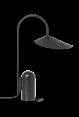 Ferm Living Ferm Living Arum Tafellamp Marmer & Staal zwart