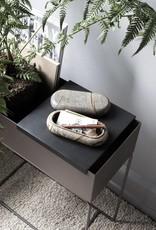 Ferm Living Ferm Living Tray voor Plant Box zwart messing