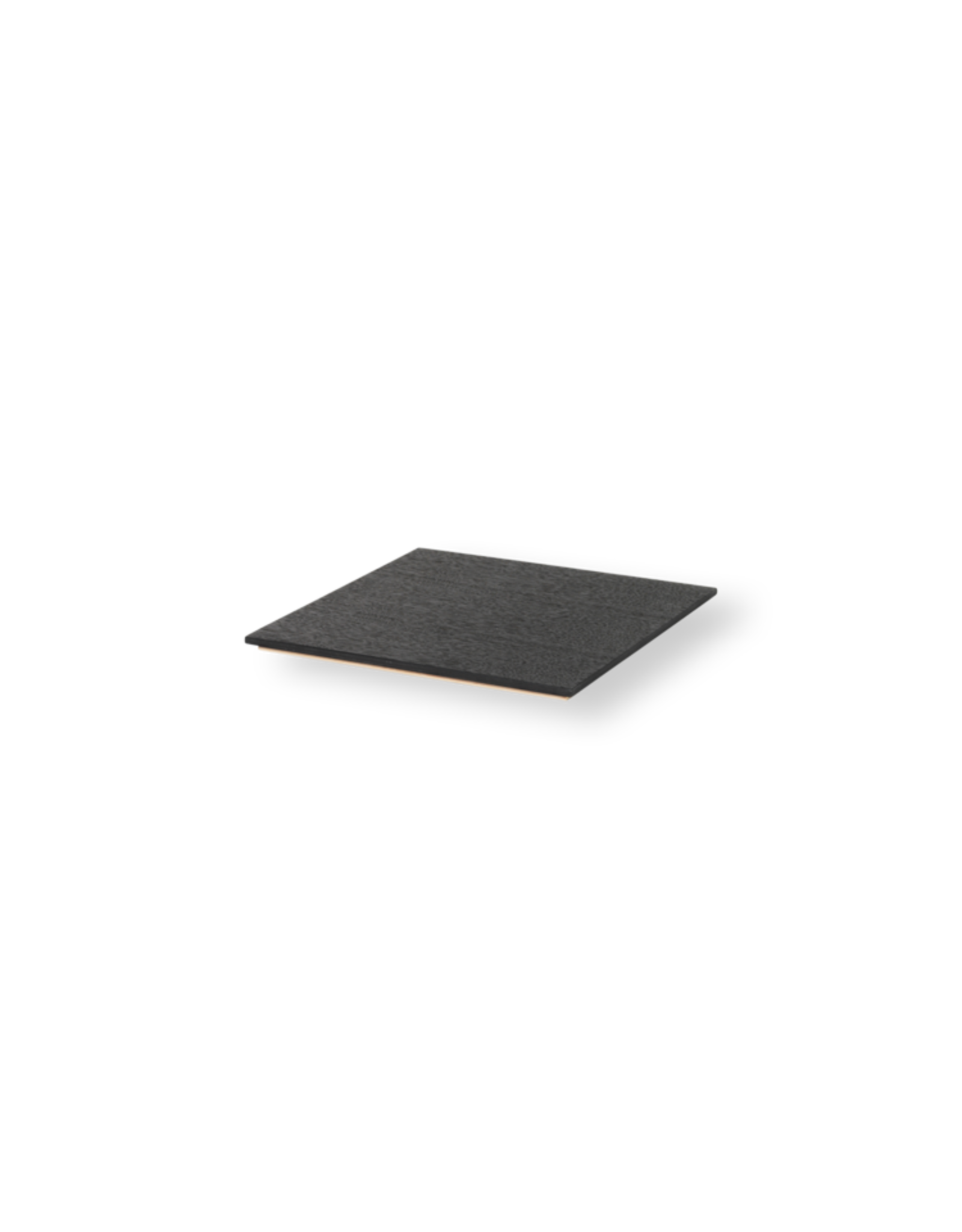 Ferm Living Ferm Living Tray voor Plant Box oak black-stained