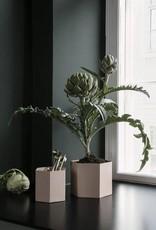 Ferm Living Ferm Living Hexagon Pot Extra Large roze
