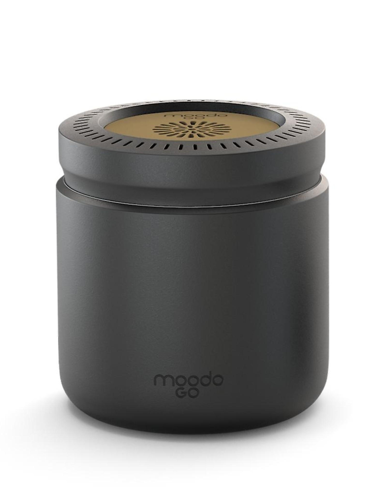 Moodo MoodoGo zwart + 1 Sea Breeze incl.