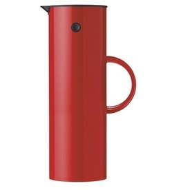 Stelton Thermoskan - 1 l - Rood