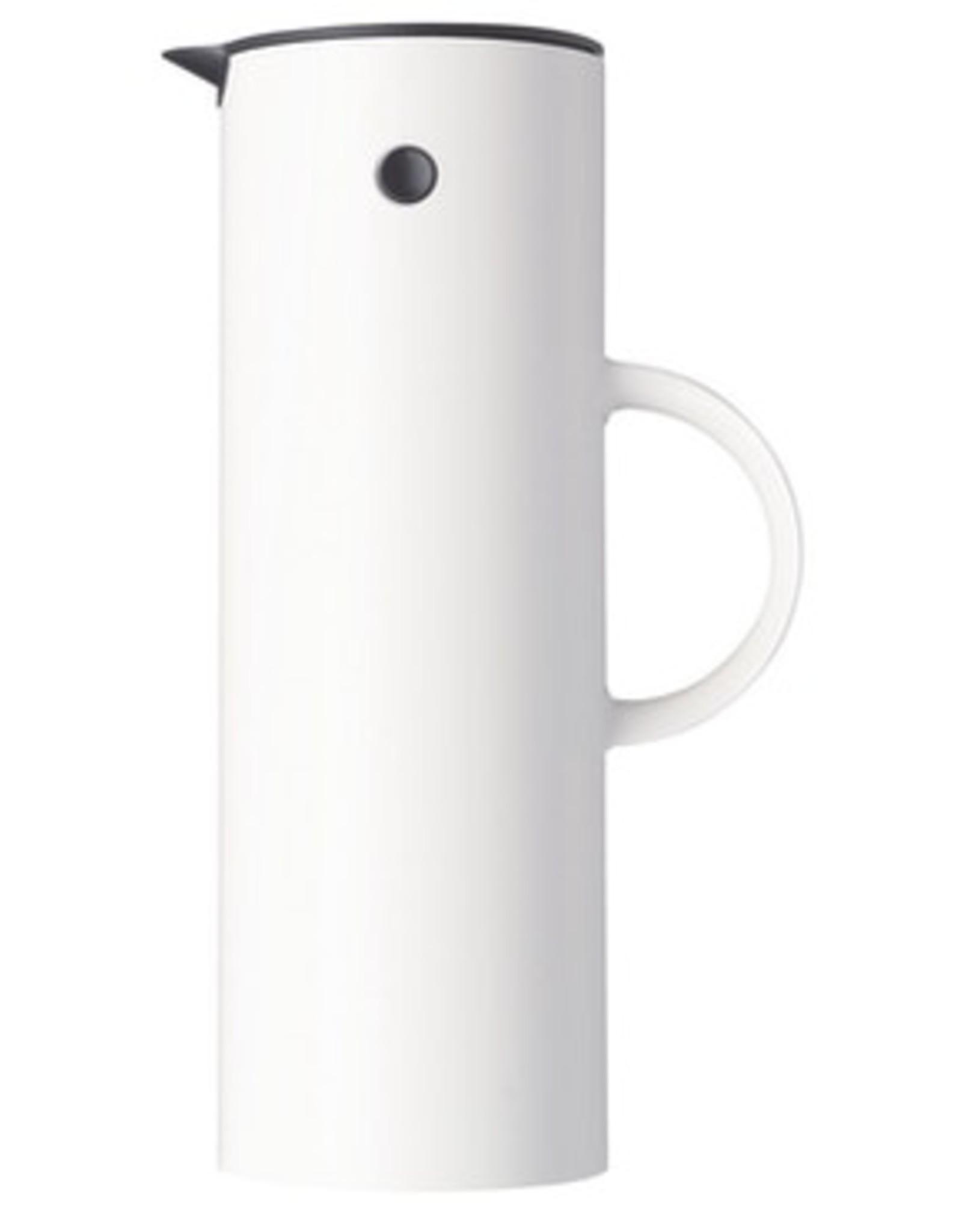 Stelton EM77 - Thermoskan - 1 l - 31 cm - Wit