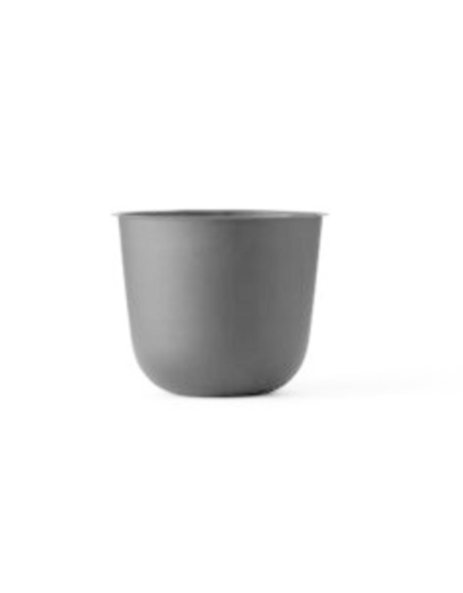 Menu Plantenbak Wire Pot - Zwart