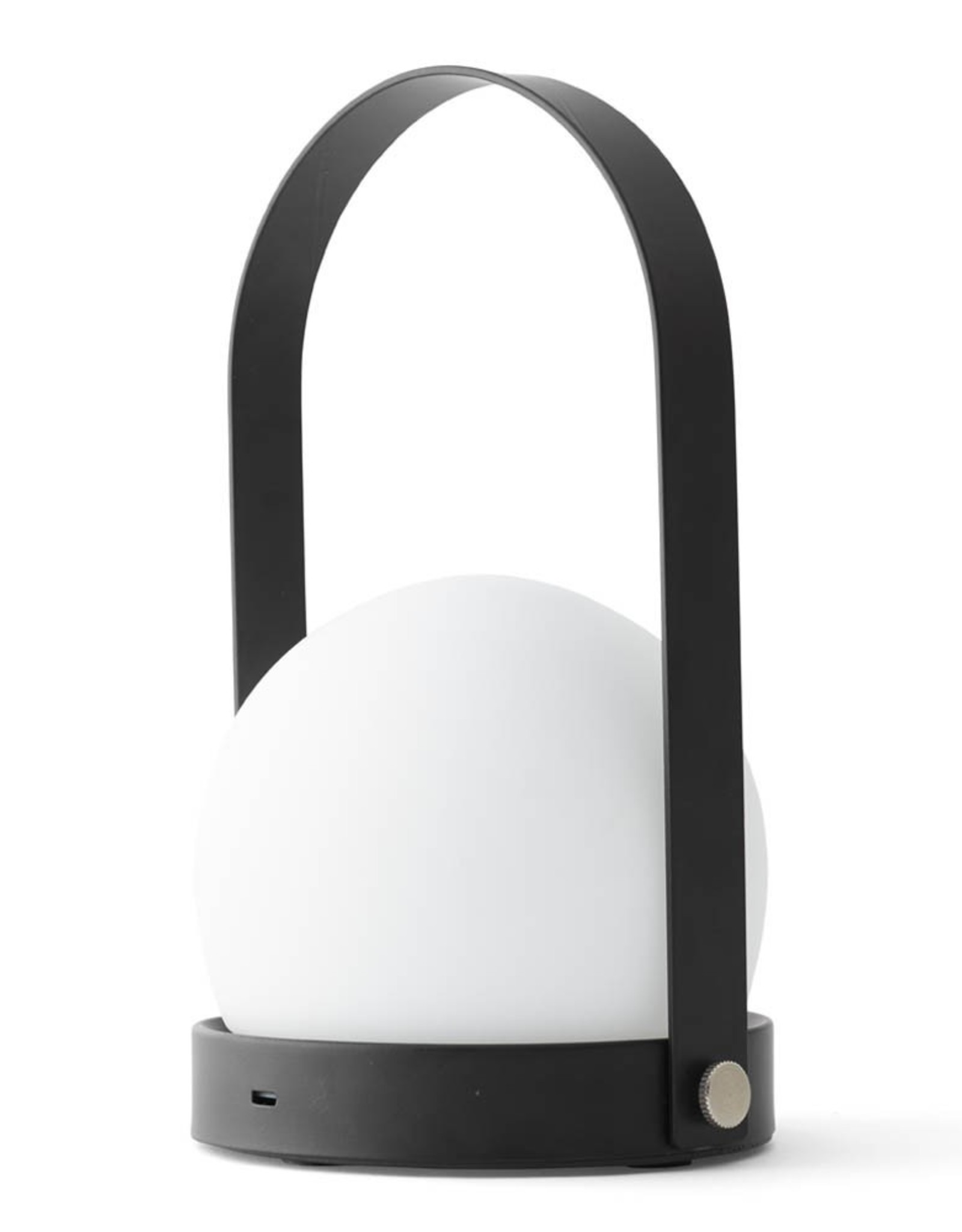 Carrie tafellamp LED zwart
