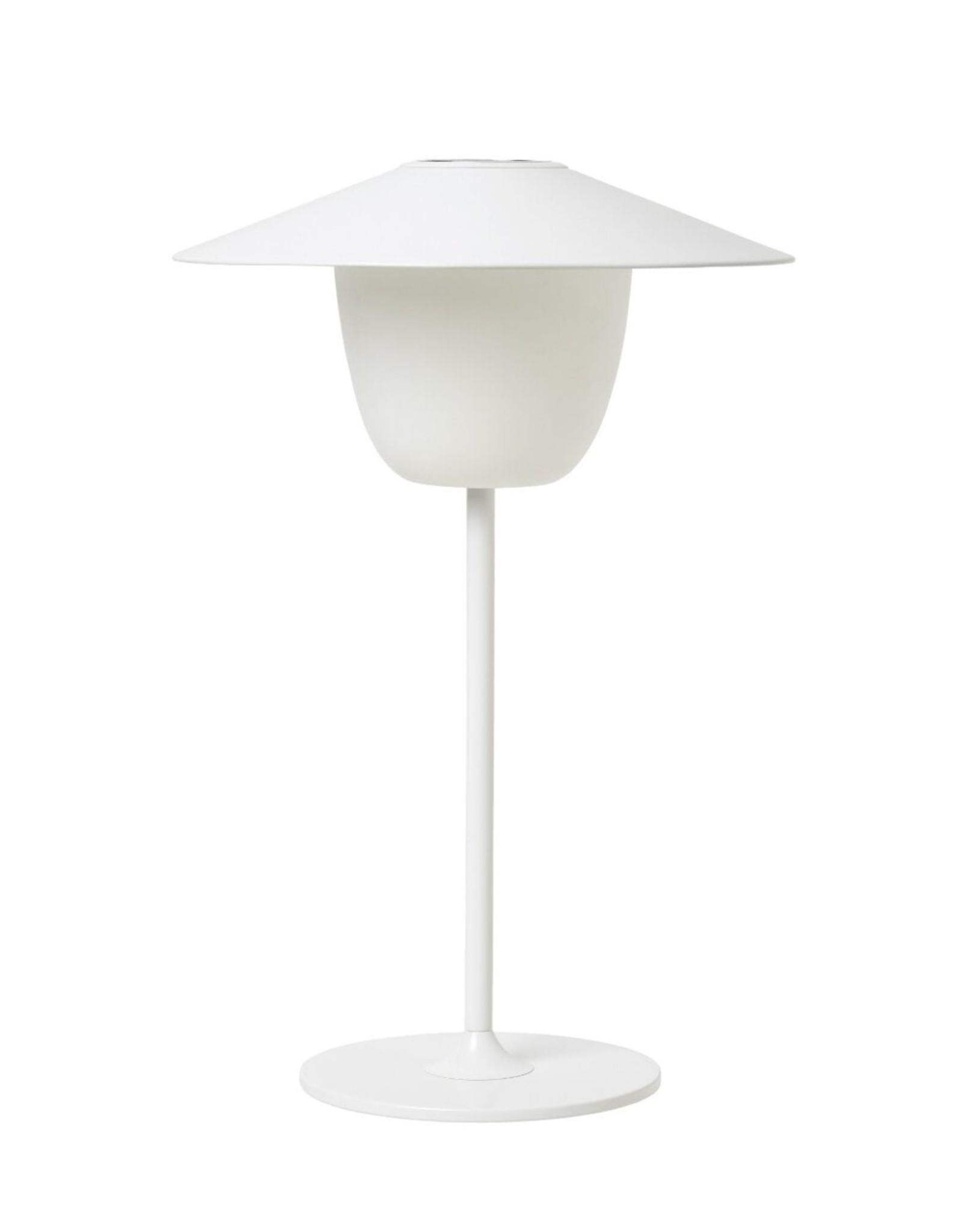 Blomus Led Lamp Ani Lamp Wit