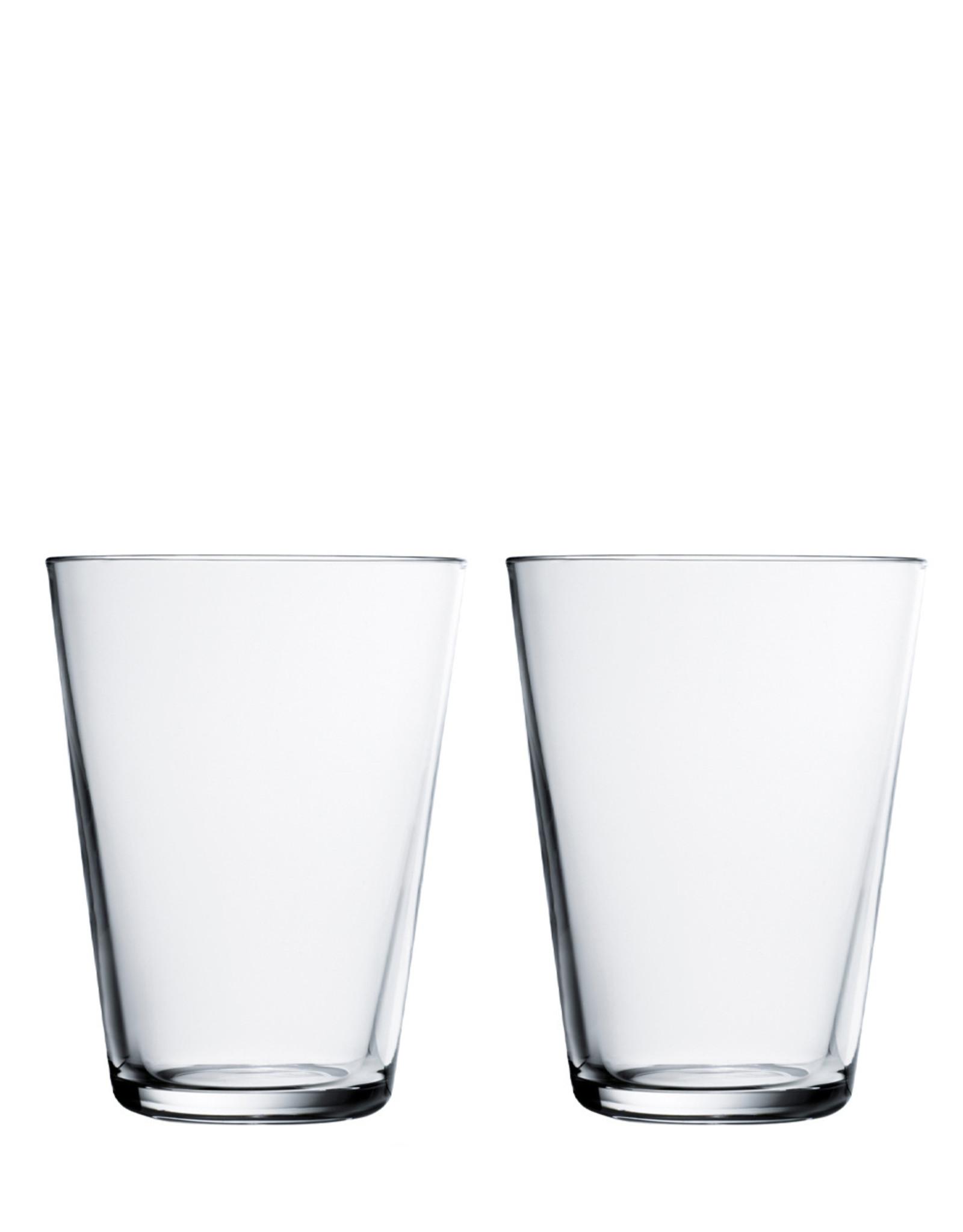 Iittala Iittala Kartio Glas - 40 cl - Helder - 2 stuks