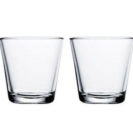 Iittala Iittala Kartio Glas - 21 cl - Helder - 2 stuks