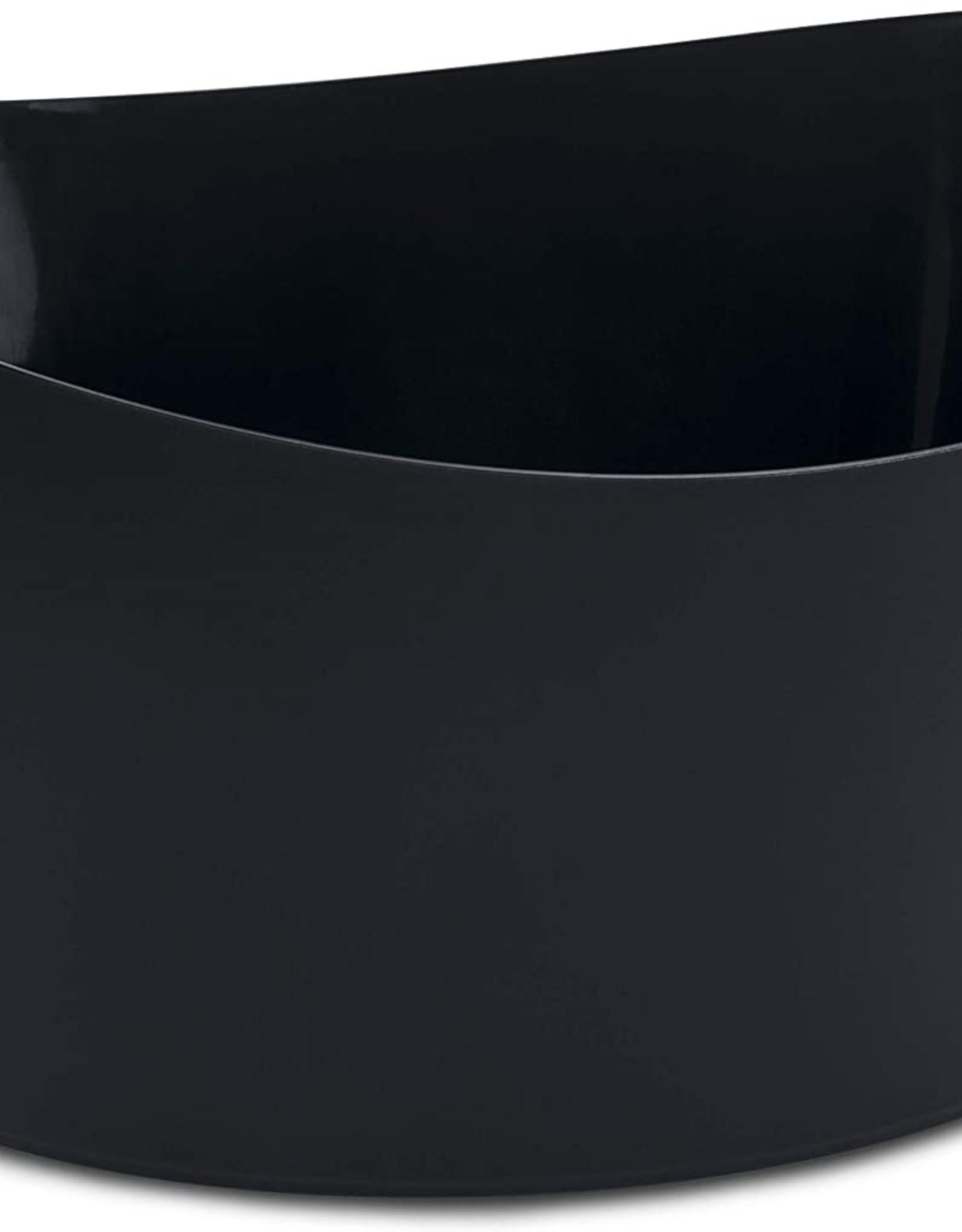 Koziol Koziol - Botticheli Large - wasmand - organic - 15L - zwart