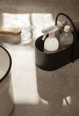 Ferm Living Ferm Living - Toolbox Grib - Opbergbak - Geperforeerd - Zwart - Metaal