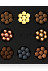 Lakrids Lakrids by Bulow - Drop met Chocolade - Selection Box - Degustatiebox - 8 smaken