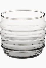 Marimekko Marimekko set van 2 tumblers of waterglazen in glas 'Sukat Makkaralla'
