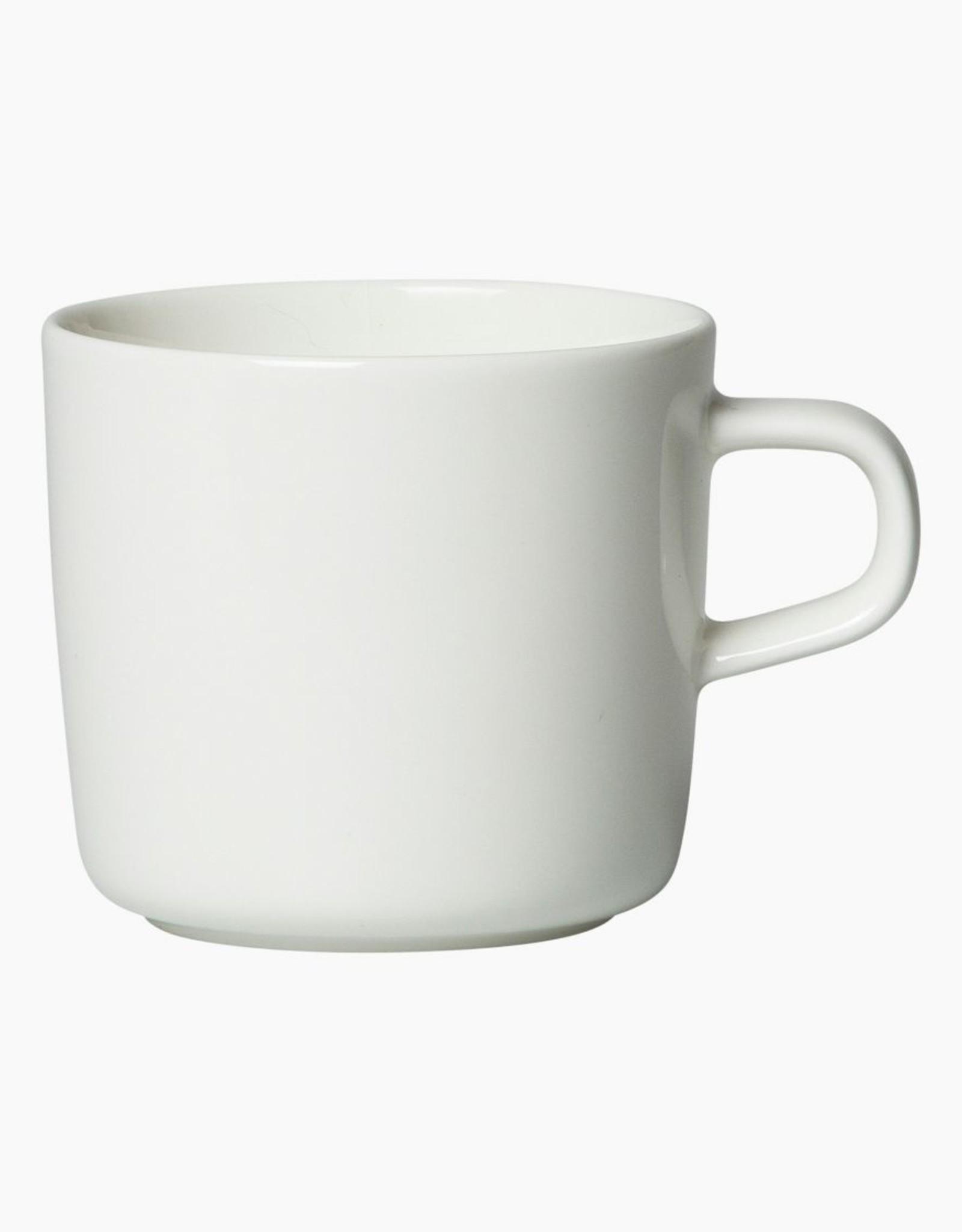 Marimekko Marimekko Oiva koffiekopje 2 dl Wit