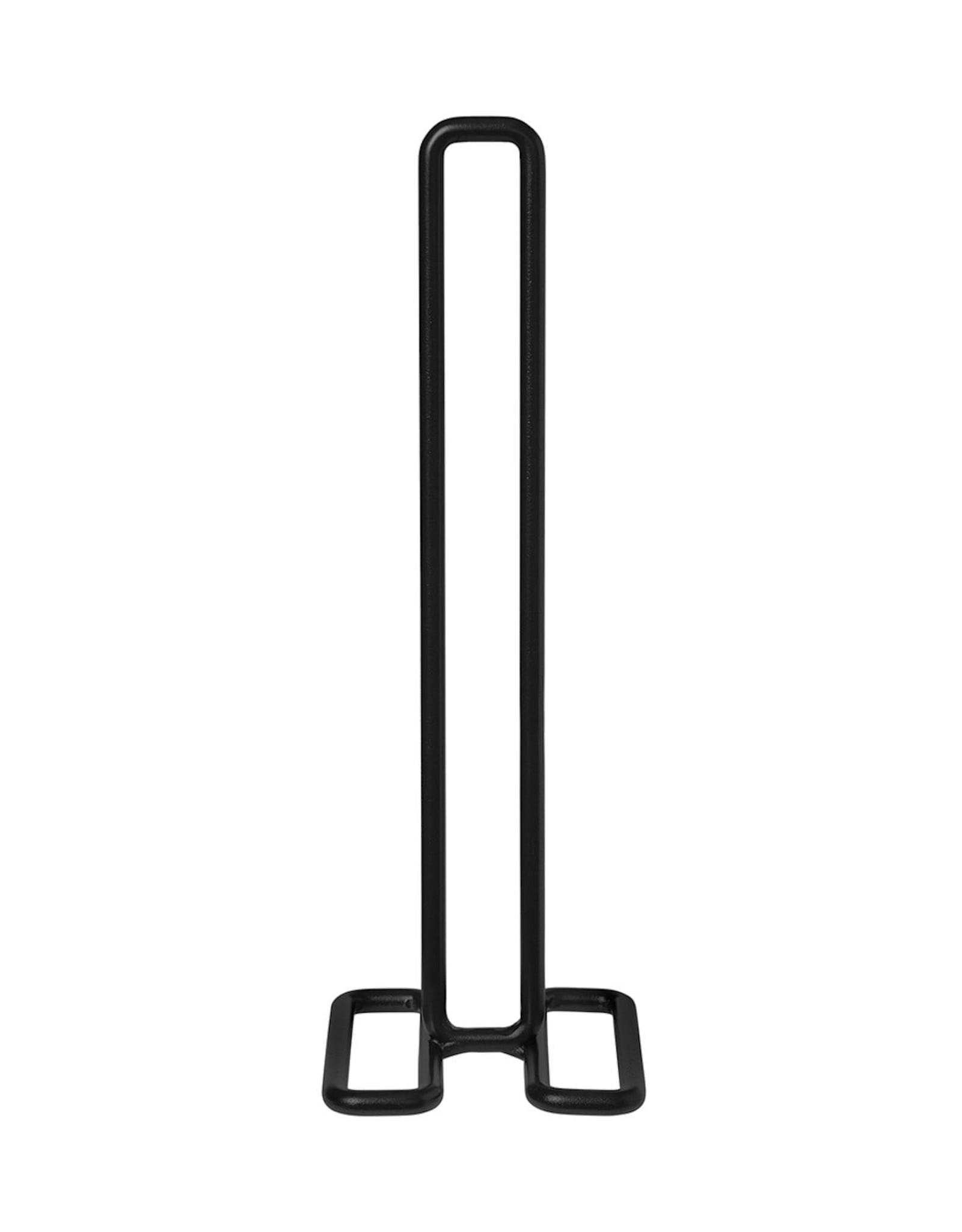 Blomus Blomus WIRES Keukenrolhouder zwart 31cm