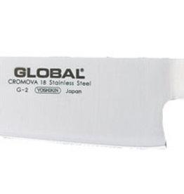 Global Global G-2220BR Set van Koksmes met messenslijper