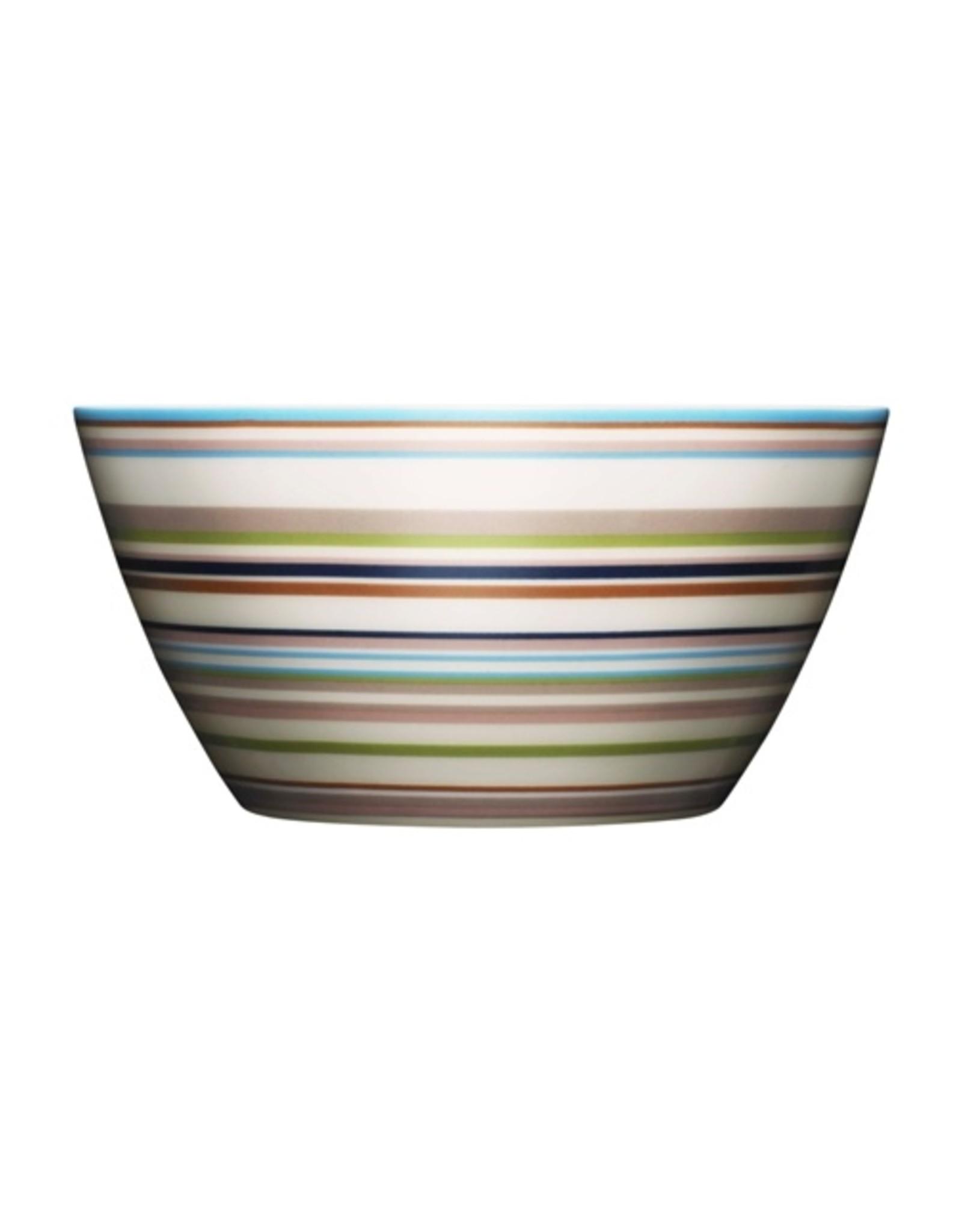 Iittala Iittala Origo Schaal - Serveerkom - 0,5 liter - Ø 14,1 cm -  Beige Gekleurd