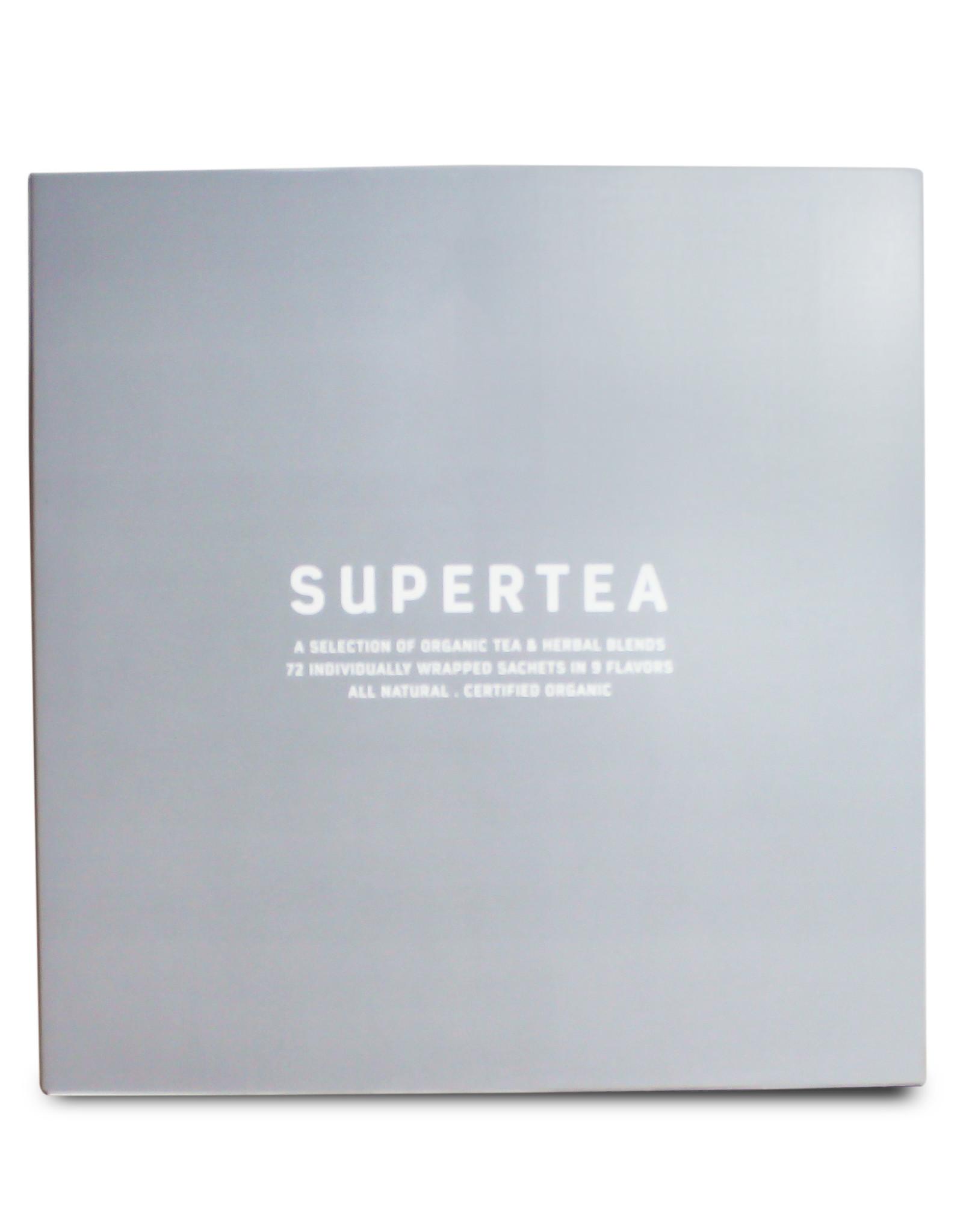 Teministeriet Giftset Supertea 9soorten in 72 zakjes