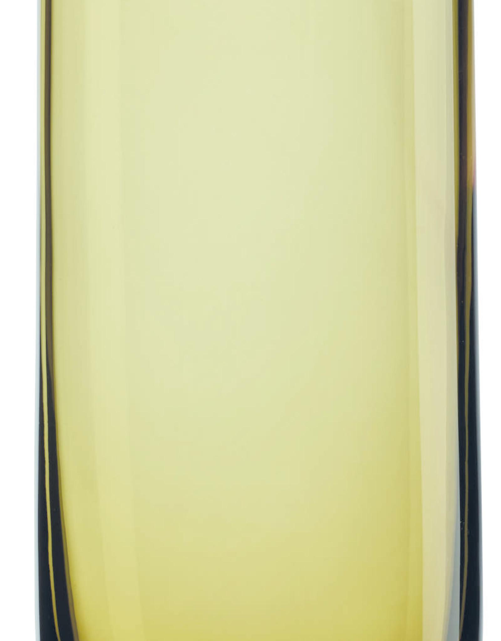 ASA ASA Ajana Vaas Glas Oranje/Amber 29cm