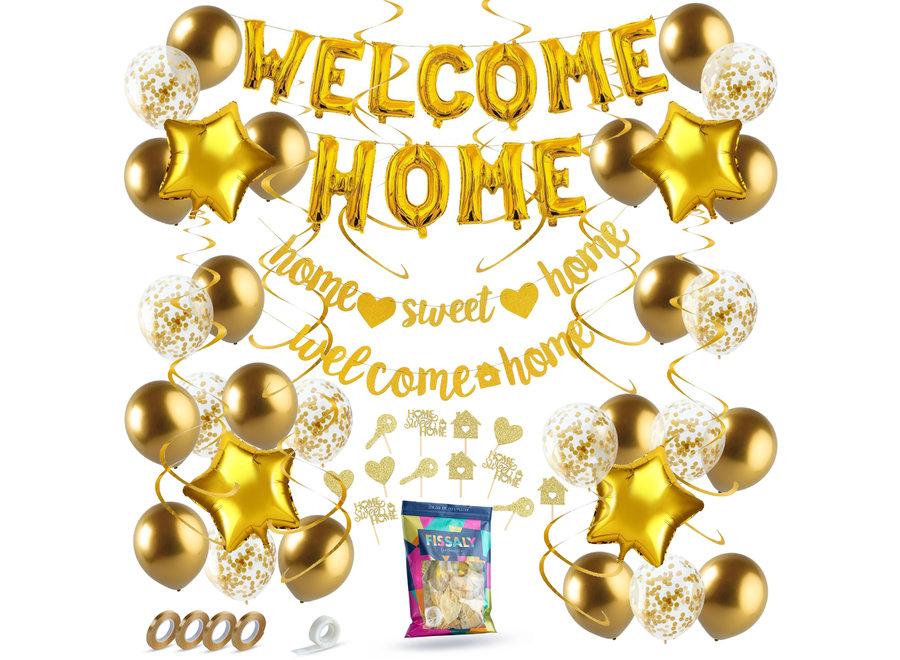 Welkom Thuis Goud