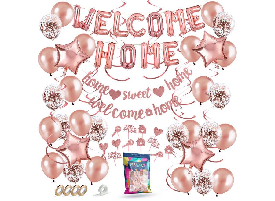 Welkom Thuis Rose Goud
