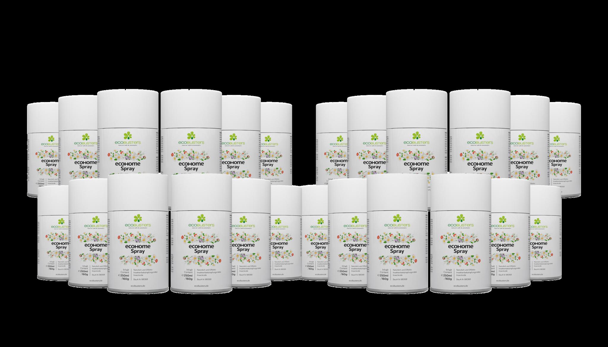 24x EcoHome-Spray