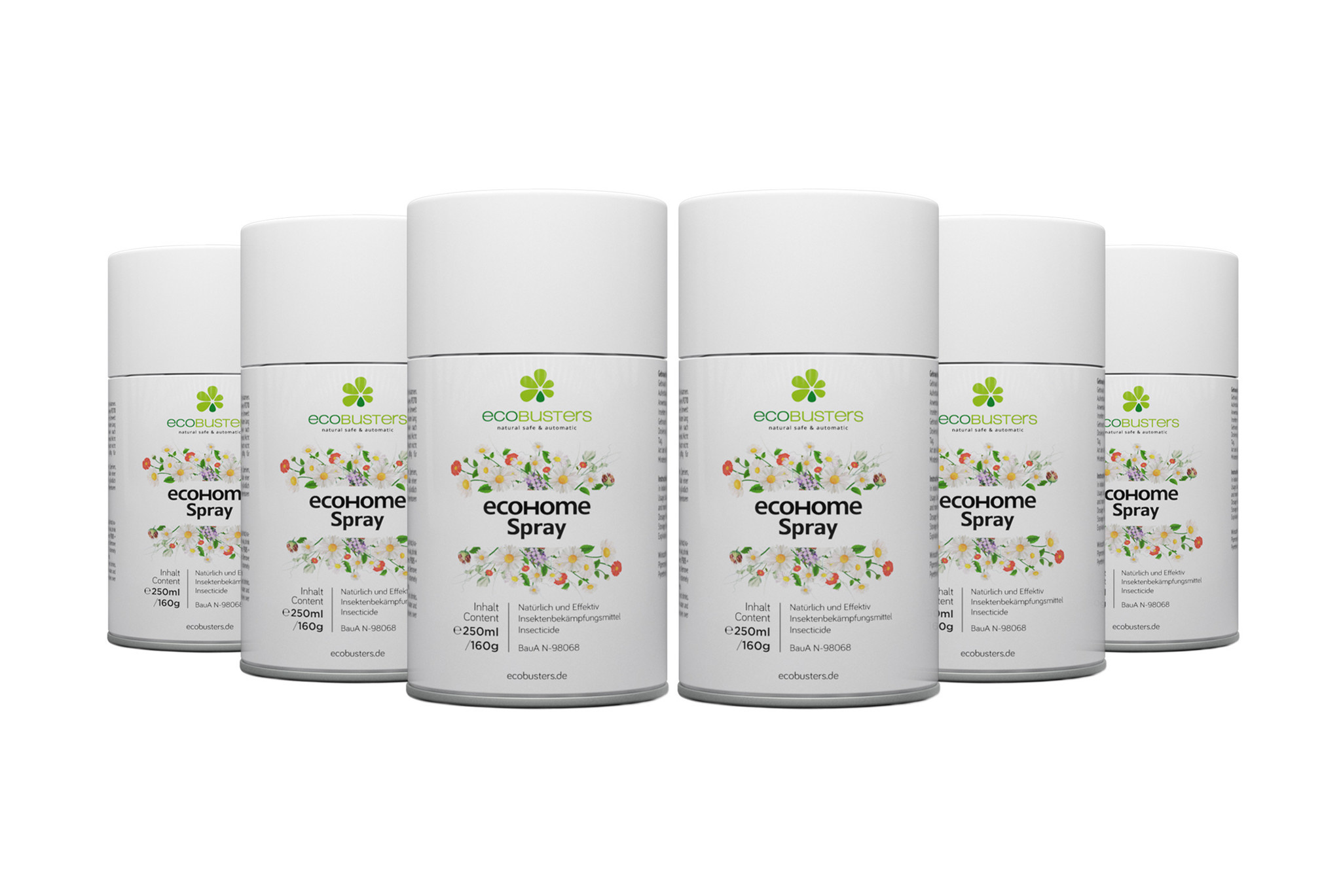 6x EcoHome-Spray