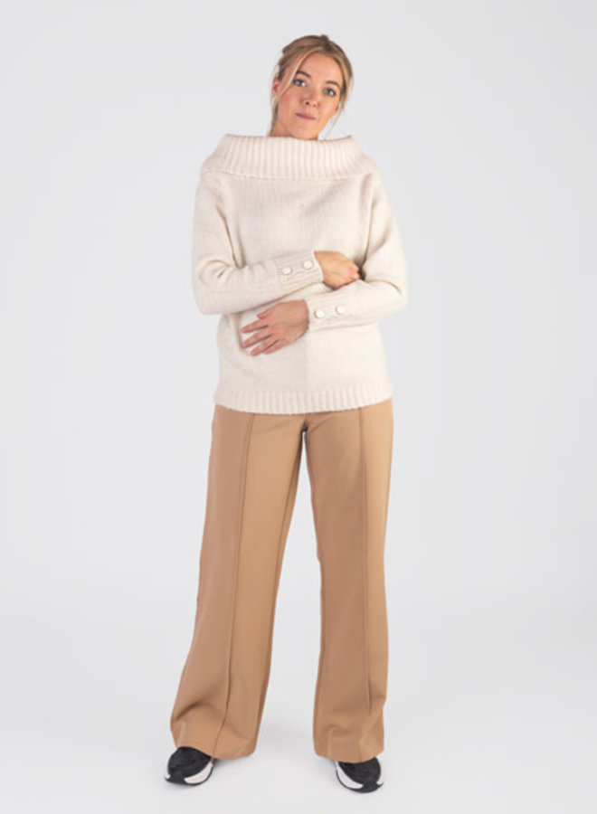 Flair trouser trim