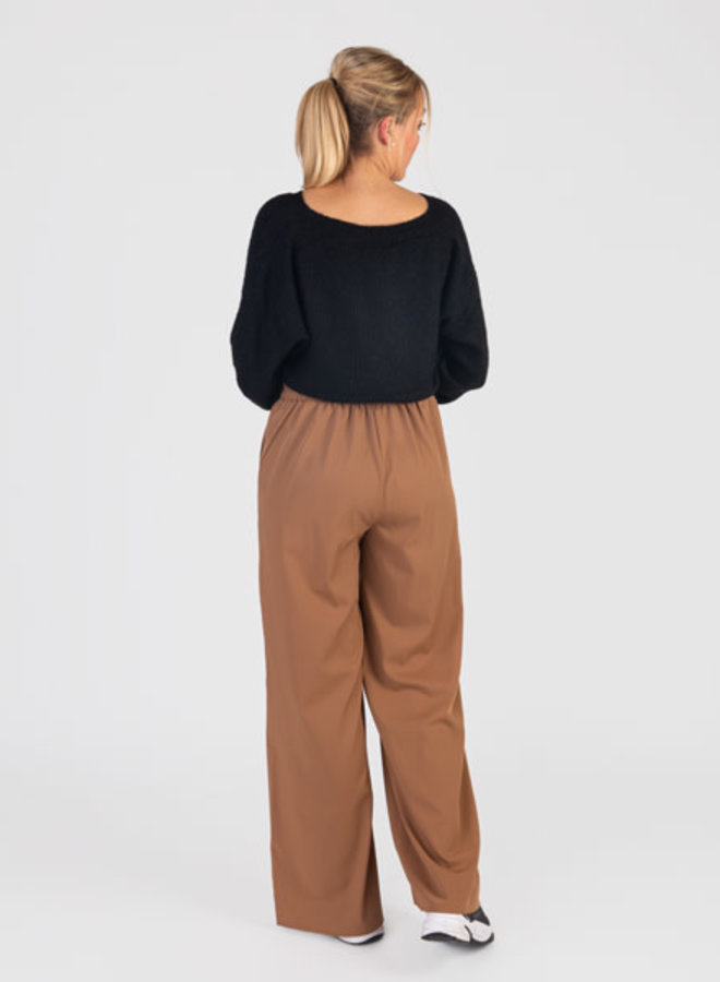 Pants 1 with stretch band