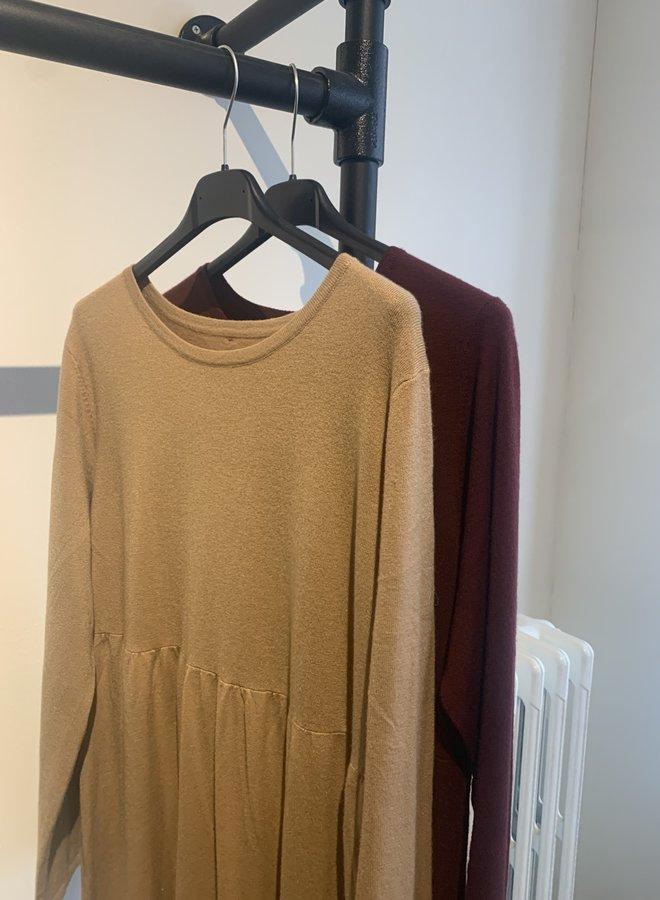 Dress knit Frufru