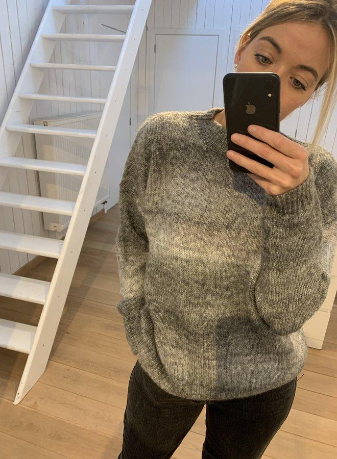 Jumper knit lines