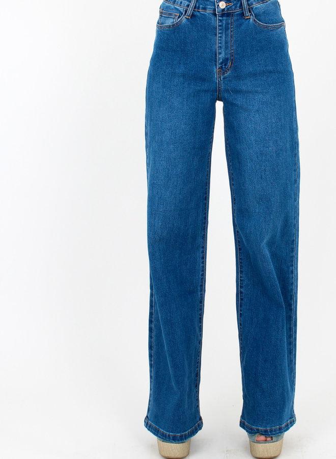 Jeans Wide leg/High waist