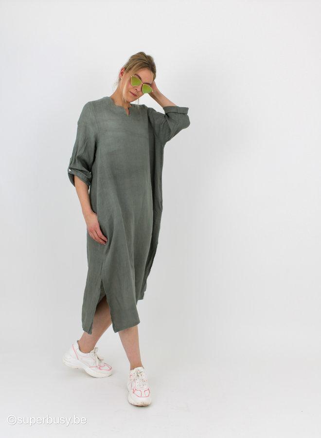 Dress Linen V