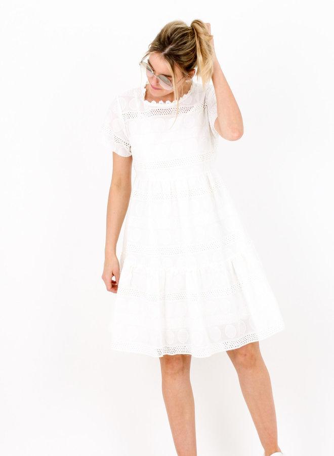 Dress macrame