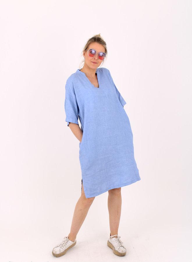 Dress pure linen Elin