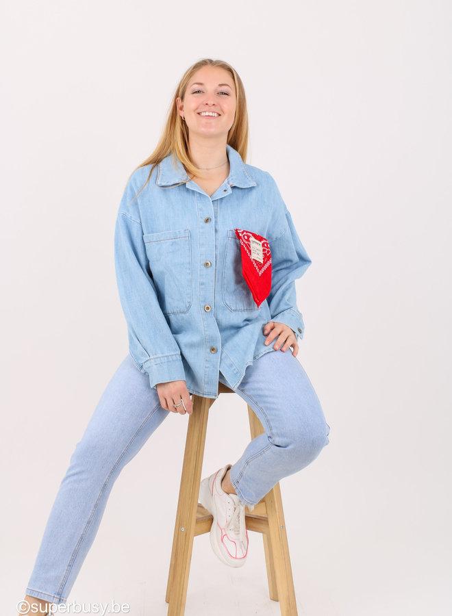 Jeans veste Grace